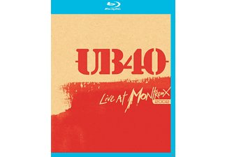 UB40 - Live At Montreux 2002 [Blu-ray]