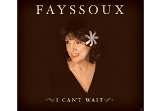 Fayssoux - I Can't Wait [CD]
