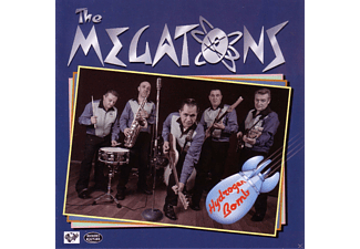 The Megatons - Hydrogen Bomb - (CD)
