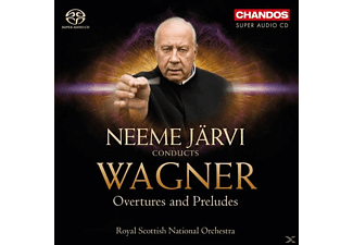 Royal Scottish National Orchestra, Neeme Jarvi - Overtures And Preludes - (SACD Hybrid)