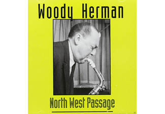 Woody Herman - North West Passage - (CD)