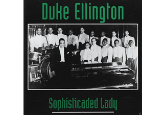 Duke Ellington - Sophisticated Lady - (CD)