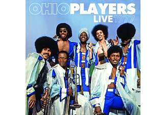 The Ohio Players - Live 1977 - (CD)