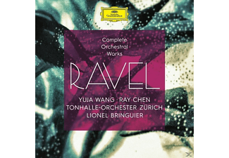 VARIOUS - Ravel: Complete Orchestral Works [CD]