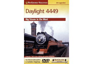 Daylight 4449: Big Steam in the West - (DVD)