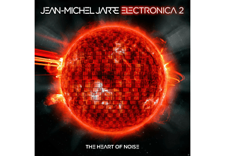 Jean-Michel Jarre - Electronica 2: The Heart of Noise CD