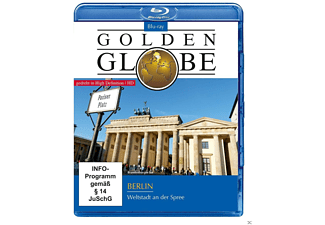 Golden Globe - Berlin - Weltstadtluft an der Spree - (Blu-ray)
