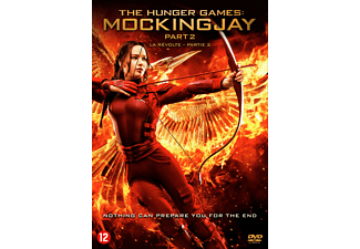 The Hunger Games: La Révolte - Partie 2 DVD
