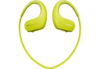SONY Walkman NWW-S413, 4 GB, Lime Green Walkman Grün Lime