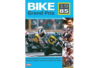 1985 Bike Grand Prix World Championship - (DVD)