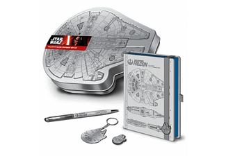 Star Wars Episode 7 Schreibset - Millenium Falcon