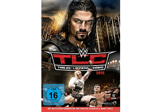 TLC-Tables/Ladders/Chairs 2015 [DVD]