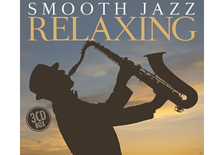 VARIOUS - Relaxing With Smooth Jazz - (CD)