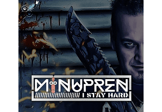 Minupren - I Stay Hard [CD]