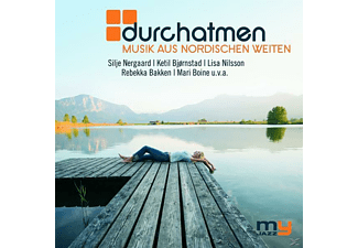 VARIOUS - DURCHATMEN (MY JAZZ) - (CD)