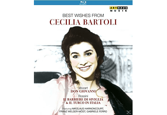 VARIOUS - Best Wishes From Cecilia Bartoli [Blu-ray]