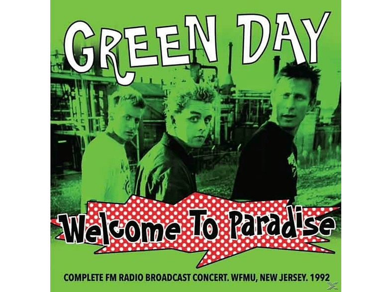 Green Day - Welcome To Paradise-Complete Fm Radio Broadcast [CD]