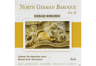 Bernard Winsemius - North German Baroque Vol.2 - (CD)