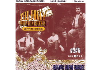Foggy Mountain Rockers - Hang Him High (Early Recordings) - (CD)