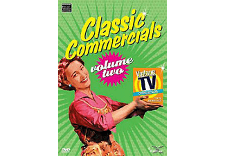 Classic Commercials - Vol. 2 - (DVD)