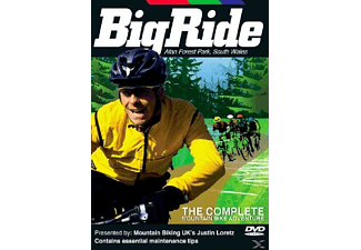 Big Ride Afan Forest Park, South Wales - (DVD)