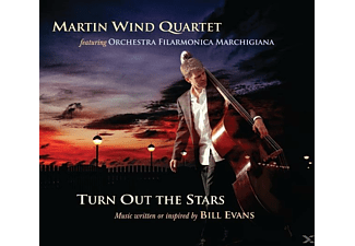 Martin Wind Quartet - Turn Out The Stars - (CD)
