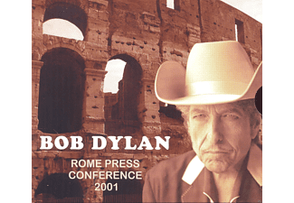 Bob Dylan - Rome Press Conference 2001 - (CD)