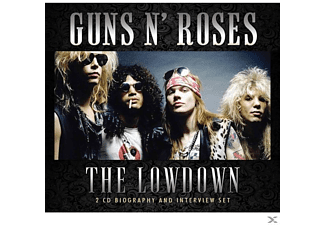 Guns N' Roses - The Lowdown - (CD)