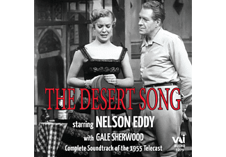 Nelson Eddy, Gale Sherwood - The Desert Song - (CD)