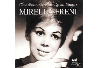 Mirella Freni - Close Encounters With Great Singers - (CD)