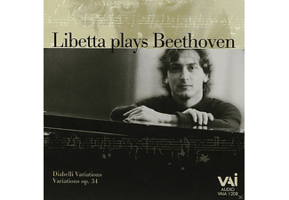 Francesco Libetta - Libetta Plays Beethoven - (CD)