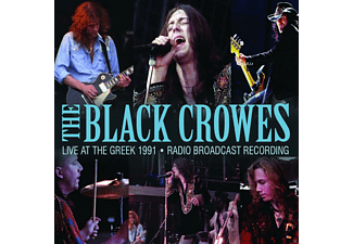 The Black Crowes - Live At The Greek 1991 - (CD)