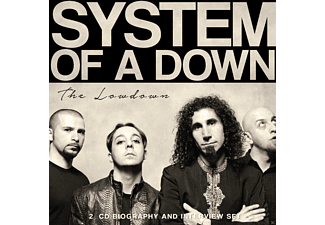 System Of A Down - The Lowdown: Biography & Interview Set (2cd) - (CD)