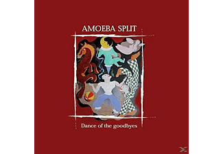 Amoeba Split - Dance Of The Goodbyes - (CD)
