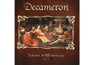 VARIOUS - Decameron - Ten Days In 100 Novellas (Pt. 1) - (CD)