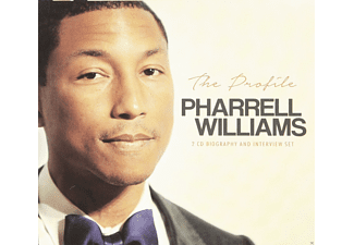 Pharrell Williams - Pharrell Williams-The Profile - (CD)