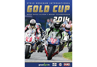 Scarborough Gold Cup 2014 (Official Review) - (DVD)
