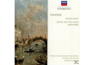 Bernard Haitink - Water Music/ Music For The Royal Fireworks - (CD)