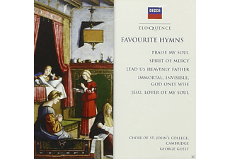 George Guest, Cambridge Choir Of St John's College - Favourite Hymns - (CD)