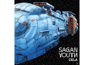Sagan Youth - Cela - (LP + Download)
