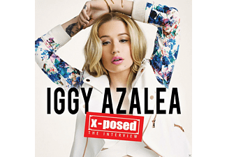 Iggy Azalea - X-Posed: The Interview (CD)