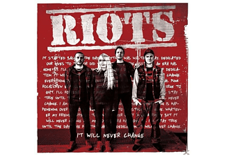 The Riots - It Will Never Change - (CD)