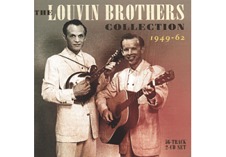 The Louvin Brothers - The Louvin Brothers Collection 1949-62 - (CD)