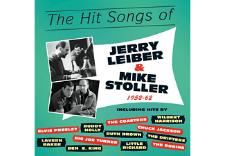 VARIOUS - Hit Songs Of Jerry Leiber & Mike Stoller 1952-62 - (CD)