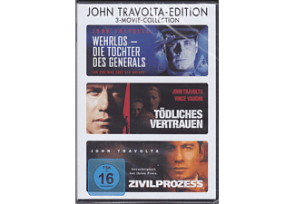 John Travolta - 3-Movie Collection - (DVD)