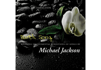 Judson Mancebo - The Personal Spa Collection: Michael Jackson - (CD)
