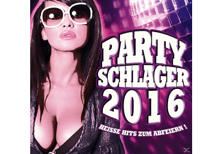 VARIOUS - Party Schlager 2016 - (CD)