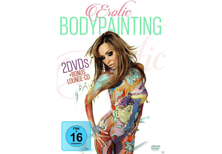 Erotic Bodypainting - (DVD)