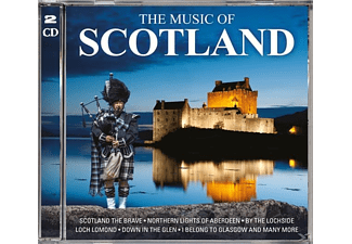 VARIOUS - The Music Of Scotland - (CD)