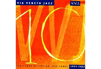 Various - Via Veneto Jazz-Ten Years Of Italian Jazz - (CD)